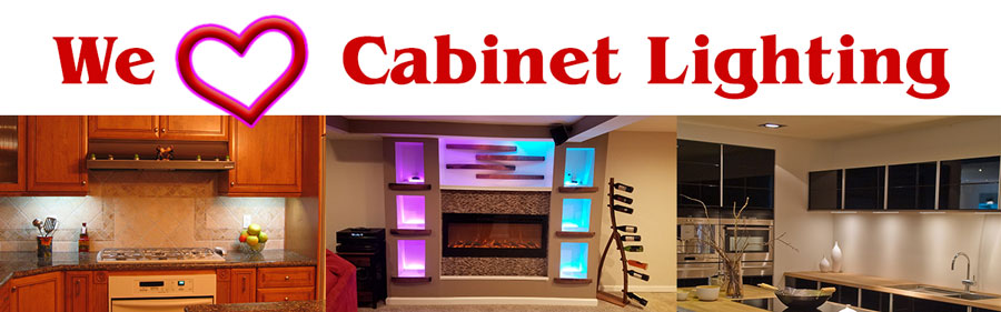 Custom Cabinet Led Lighting