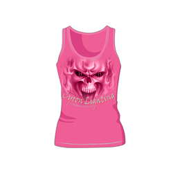 Cyron Skully Tank Limited Edition (Pink)