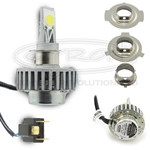 Headlight LED for motorcycle, H4