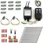 Platinum Professional Motorcycle Accent Lighting Kit