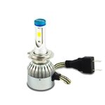Headlight Bulb, LED Standard, ABH7-C6K