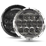Headlight LED for motorcycle and Jeeps