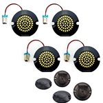 AC11 LED Complete Kit Turn / Run Harley Davidson Road King 2014 and Newer