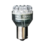 Automotive Dual-Contact 1157 LED Bulb RED