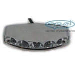 Convex 5 LED, Chrome finish - CLOSE OUT PRICE