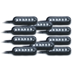 CV610 CYRON Convex6 LED, Black, 10pack Bulk